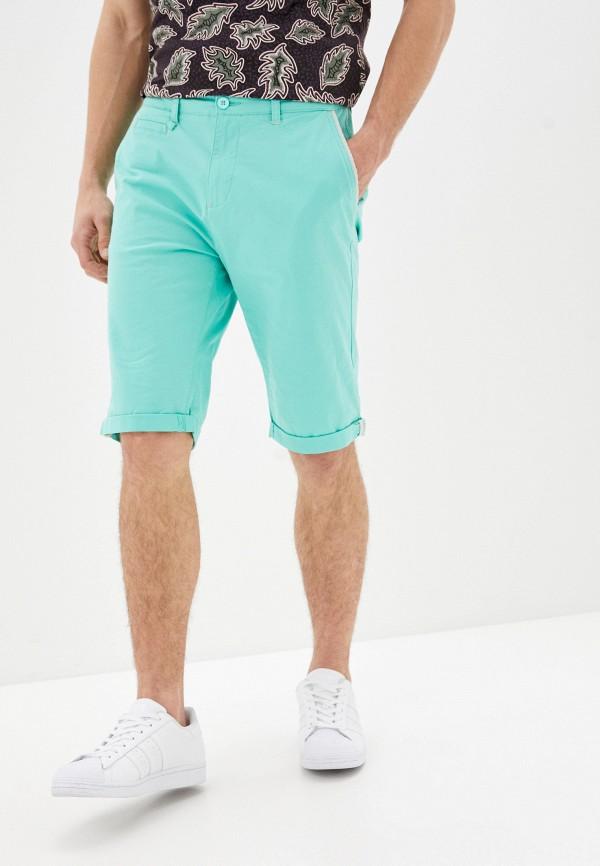 мужские повседневные шорты bruebeck, зеленые