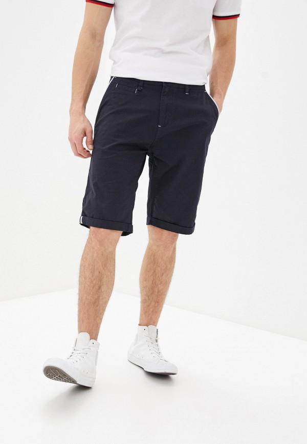 мужские повседневные шорты bruebeck, синие