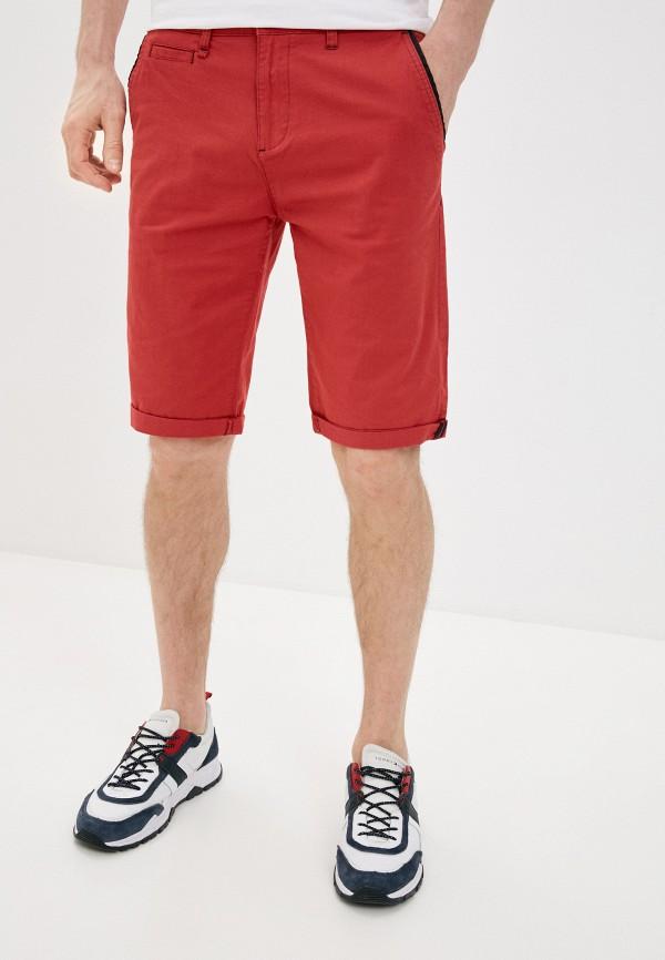 мужские повседневные шорты bruebeck, красные