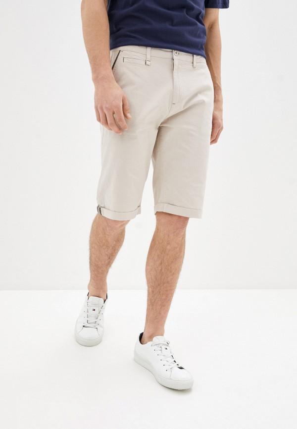 мужские повседневные шорты bruebeck, серые