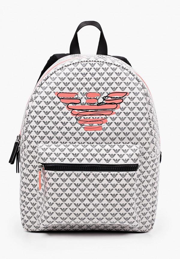 рюкзак emporio armani для девочки, бежевый
