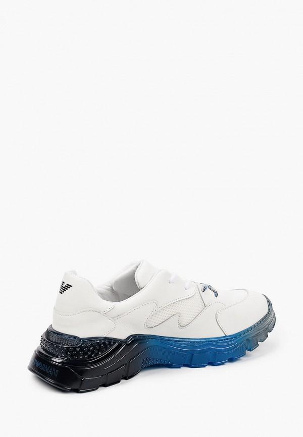 Кроссовки для девочки Emporio Armani XYX008 XOI45 Фото 3