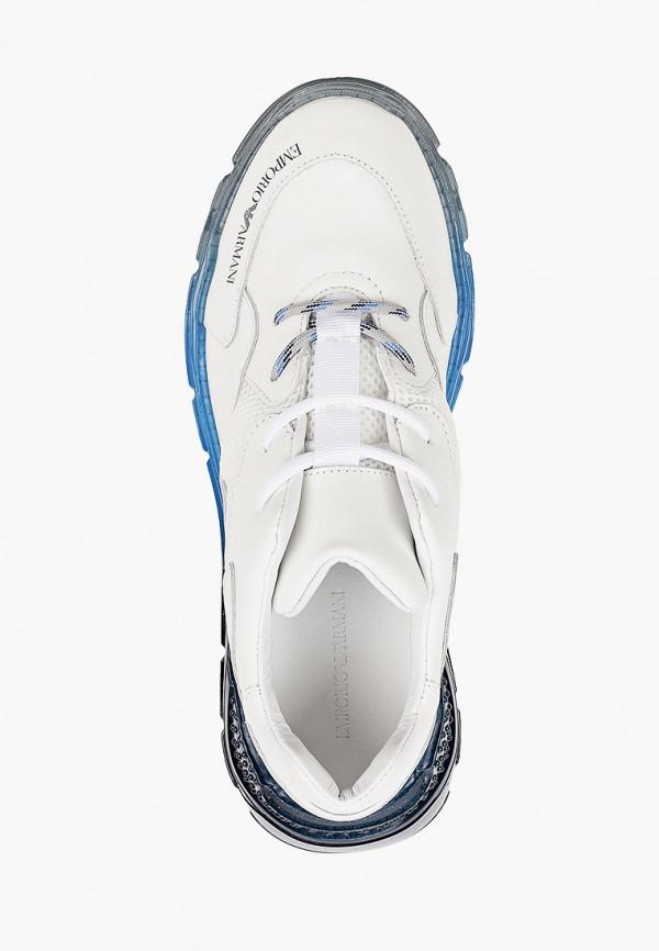 Кроссовки для девочки Emporio Armani XYX008 XOI45 Фото 4