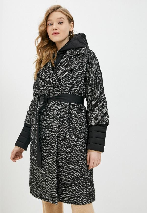 женская куртка lusio, черная