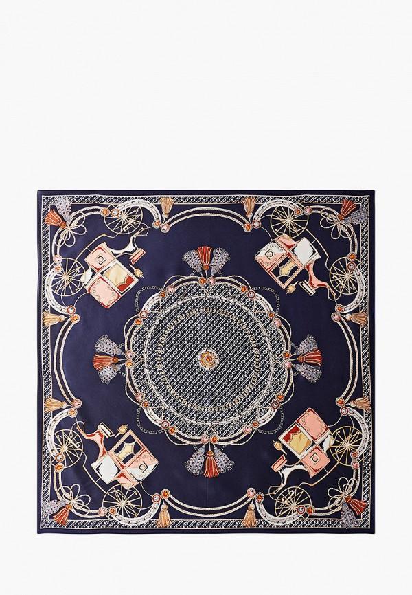 женский платок lusio, синий