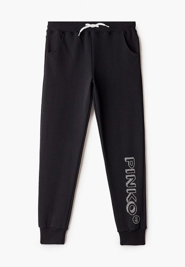 спортивные брюки pinko up для девочки, черные