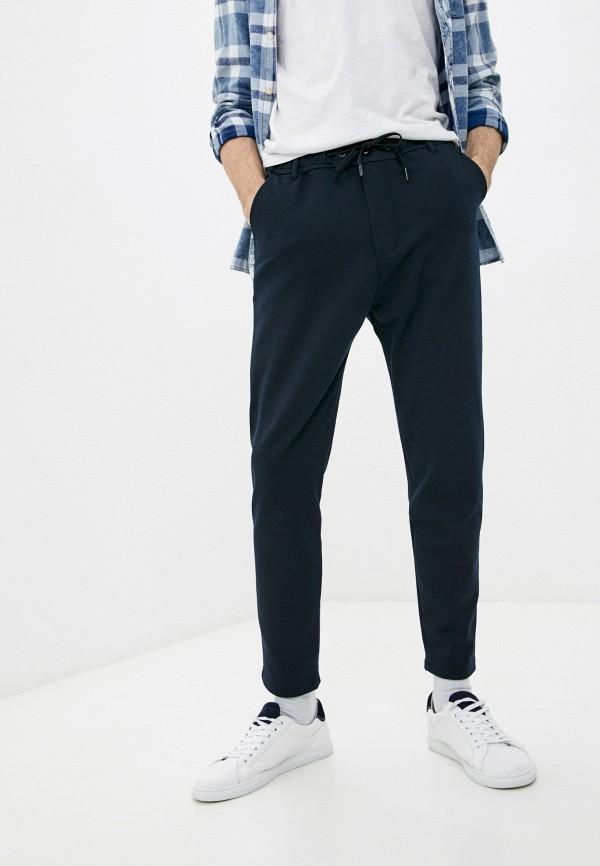 мужские брюки rnt23, синие