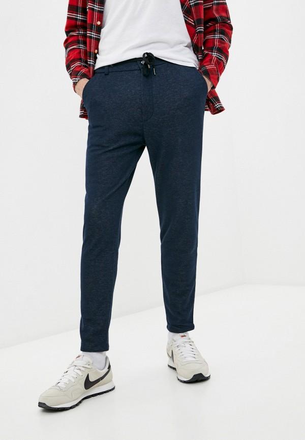 мужские спортивные брюки rnt23, синие