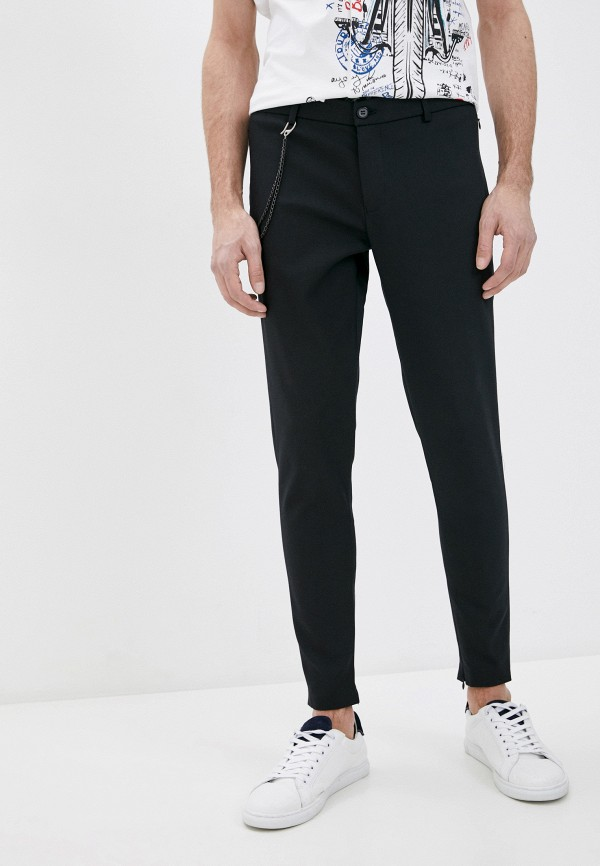 мужские повседневные брюки rnt23, черные