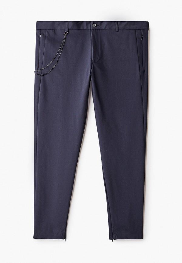 мужские повседневные брюки rnt23, синие