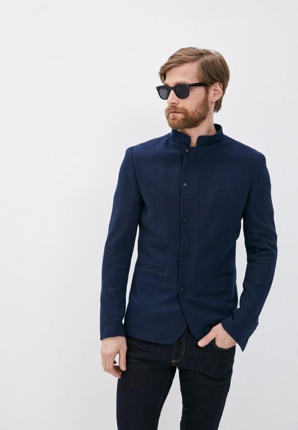 мужской кардиган rnt23, синий