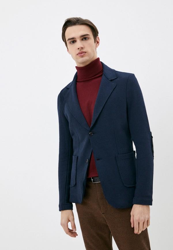 мужской пиджак rnt23, синий