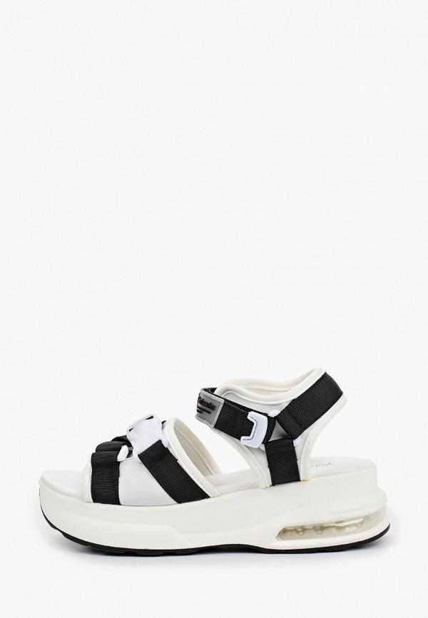 женские сандалии just couture, черные