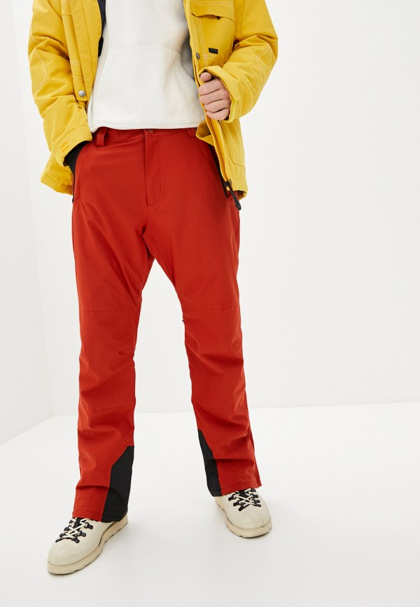 мужские брюки billabong, красные