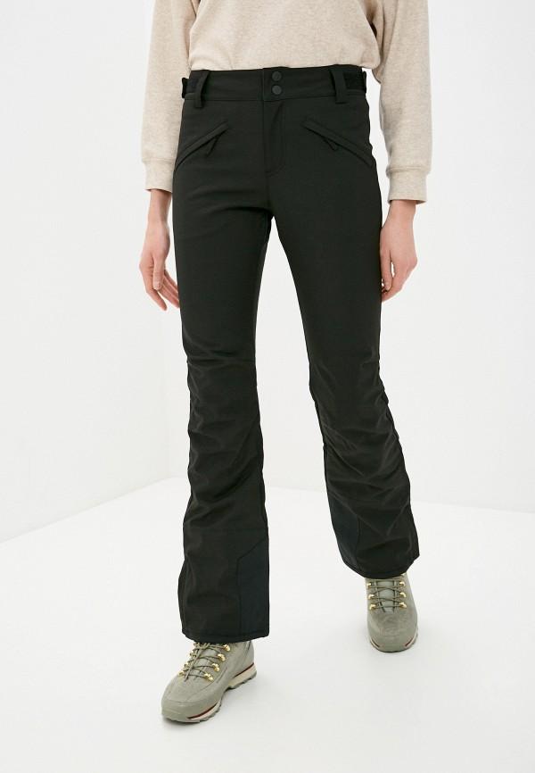 женские брюки billabong, черные