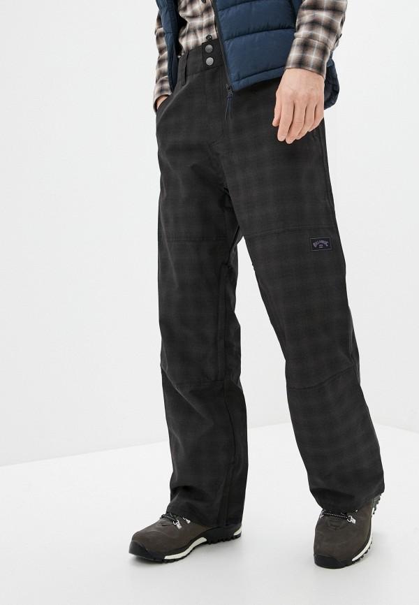 мужские брюки billabong, черные