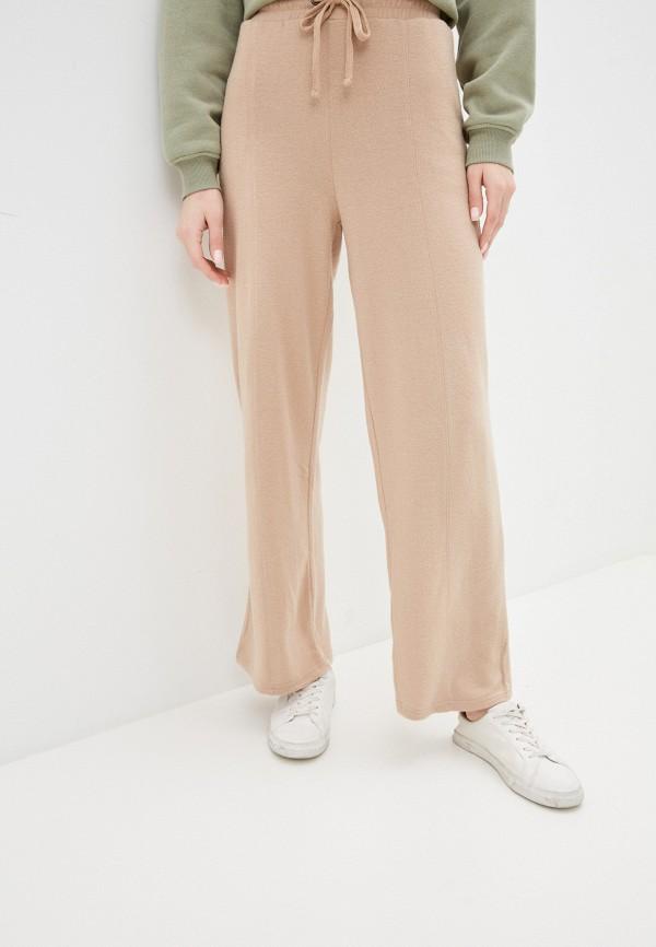 женские спортивные брюки ichi, бежевые