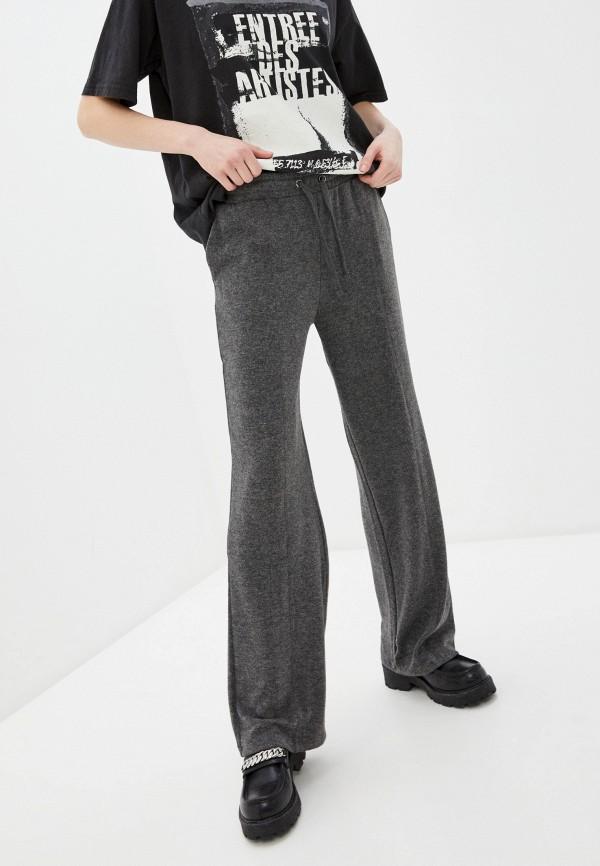 женские спортивные брюки ichi, серые