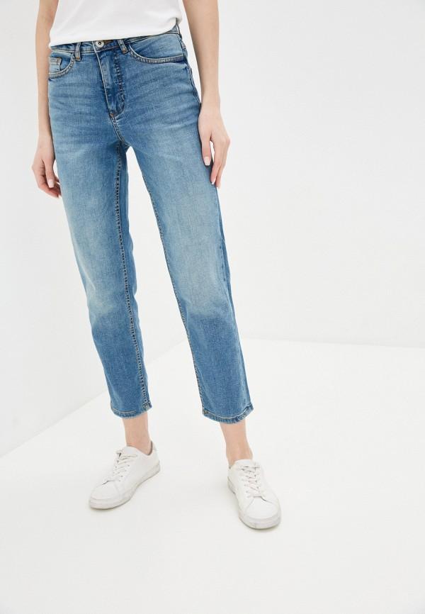 женские джинсы ichi, синие