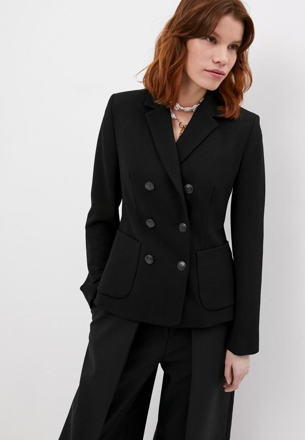 женский пиджак french connection, черный
