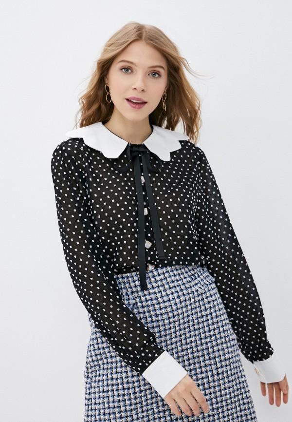 женская блузка sister jane, черная