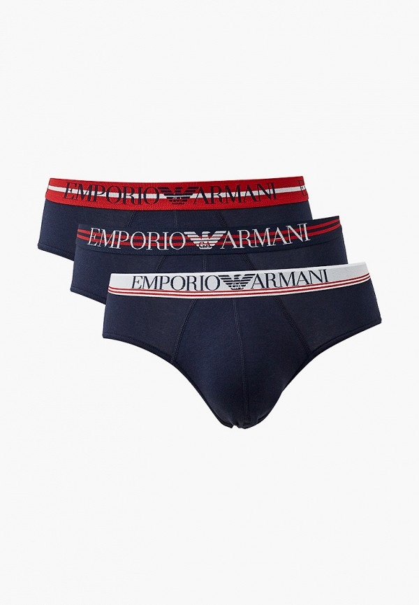 Трусы 3 шт. Emporio Armani