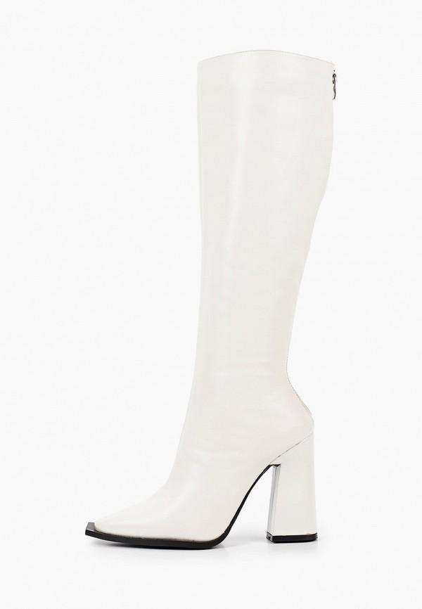женские сапоги diora.rim, белые