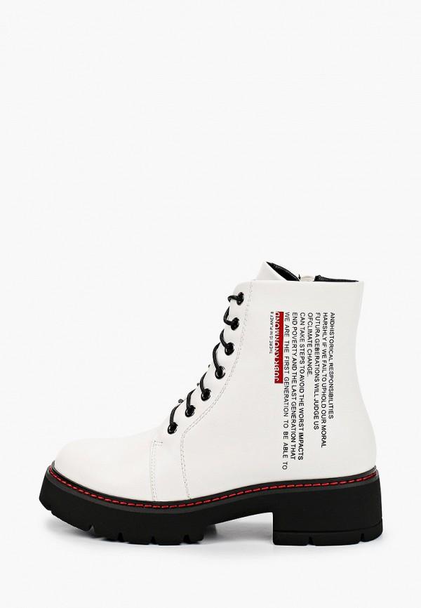 женские ботинки diora.rim, белые