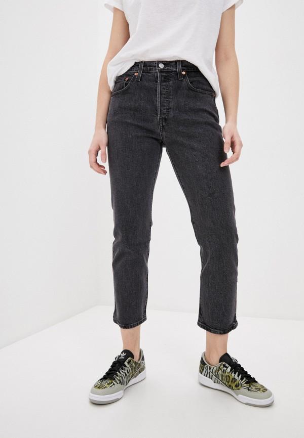 женские джинсы-мом levi's®, серые