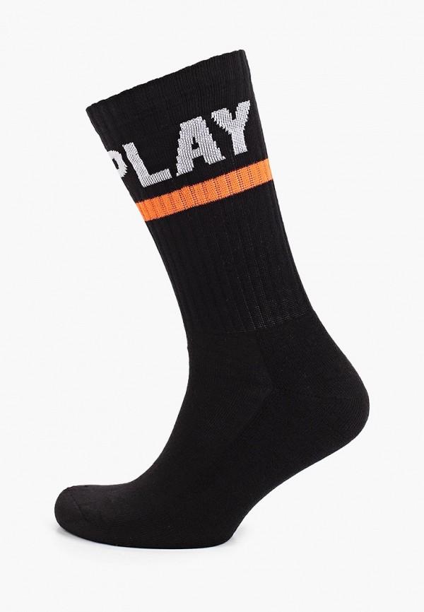 мужские носки ice play, черные
