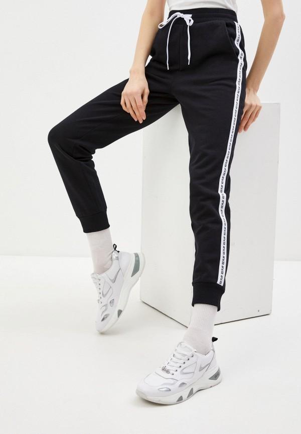 женские спортивные брюки ice play, черные