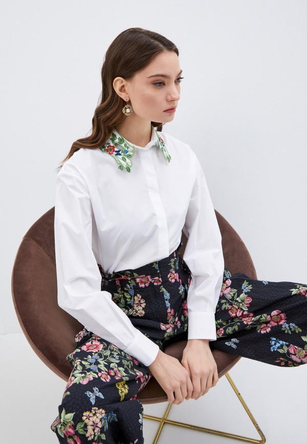 женская рубашка vivetta, белая