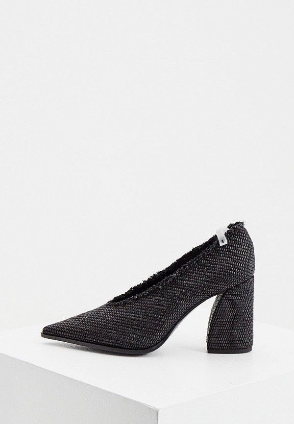 женские туфли premiata, черные