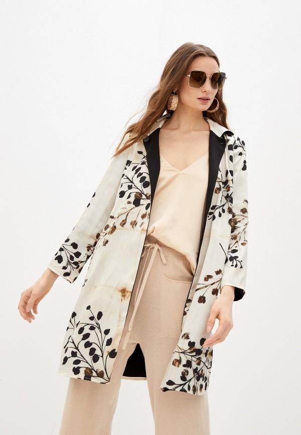 женское пальто seventy, разноцветное