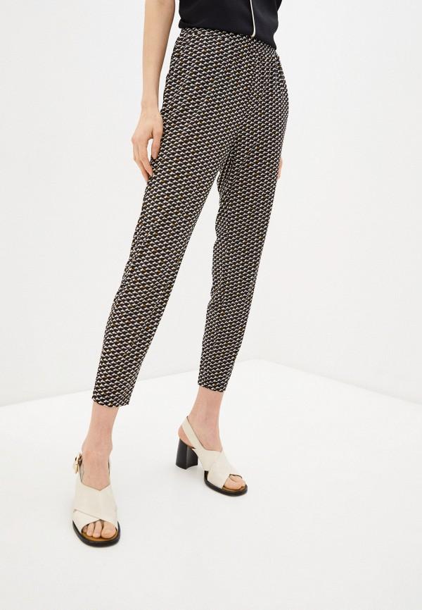 женские брюки джоггеры seventy, черные