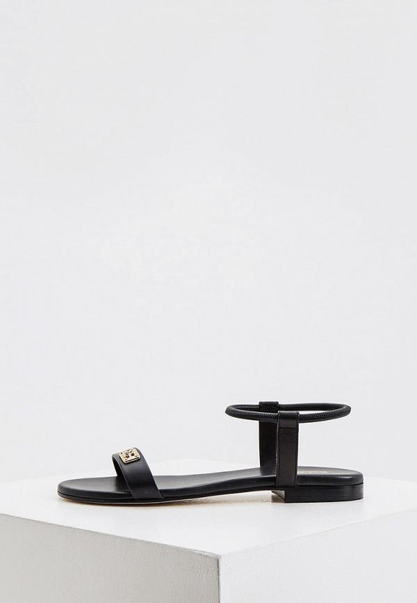 женские сандалии baldinini, черные