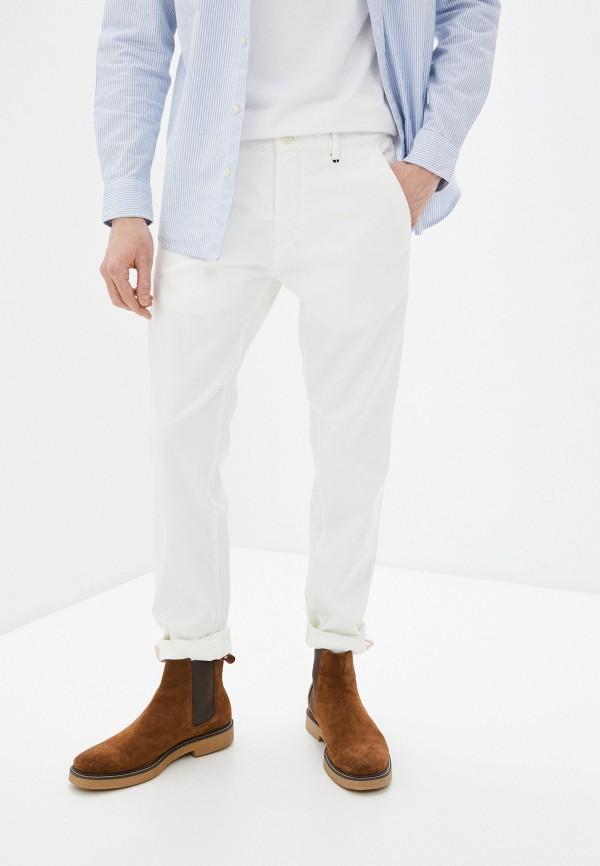 мужские брюки чинос marc o'polo, белые