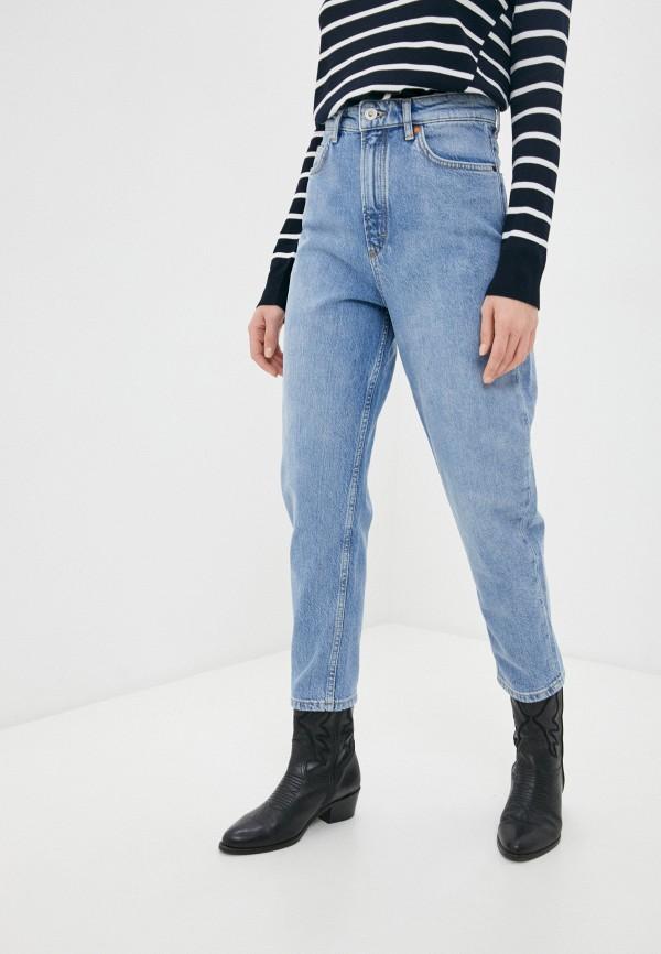 женские джинсы marc o'polo, голубые