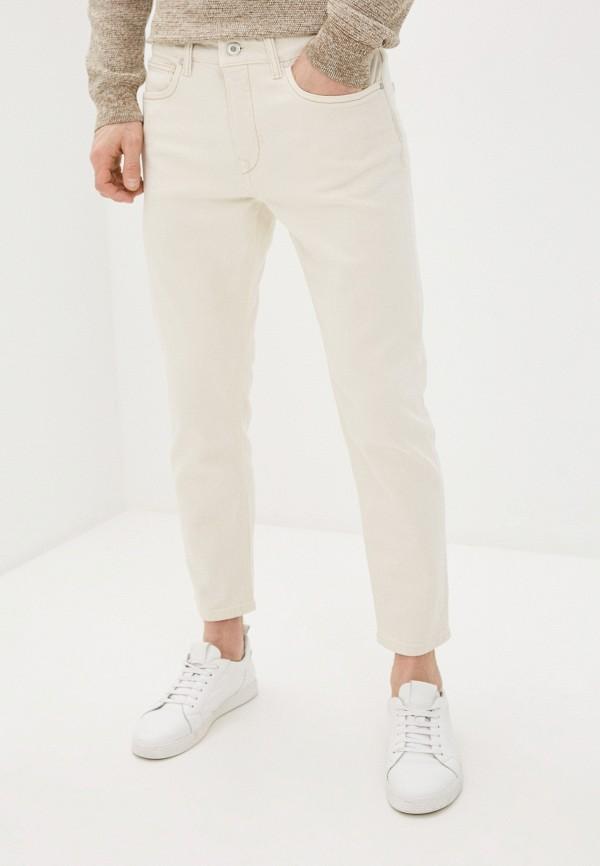 мужские джинсы marc o'polo, белые