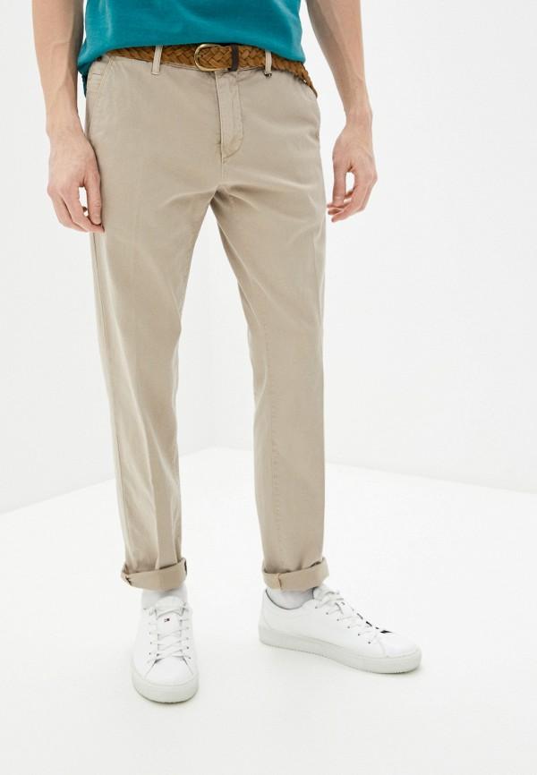 мужские брюки чинос marc o'polo, бежевые