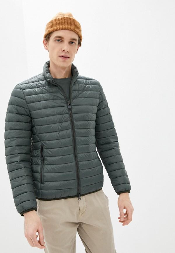 мужская куртка marc o'polo, серая