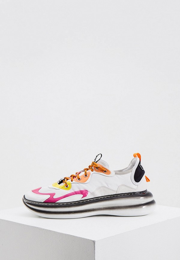 женские кроссовки loriblu, белые