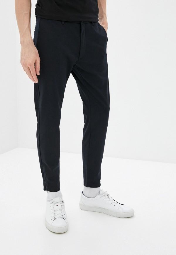 мужские повседневные брюки marc o'polo denim, синие