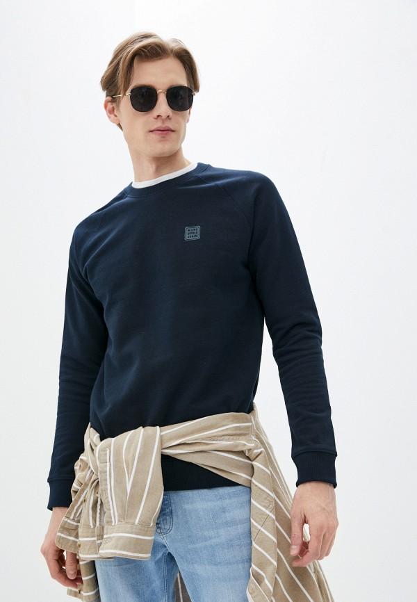 мужской свитшот marc o'polo denim, синий