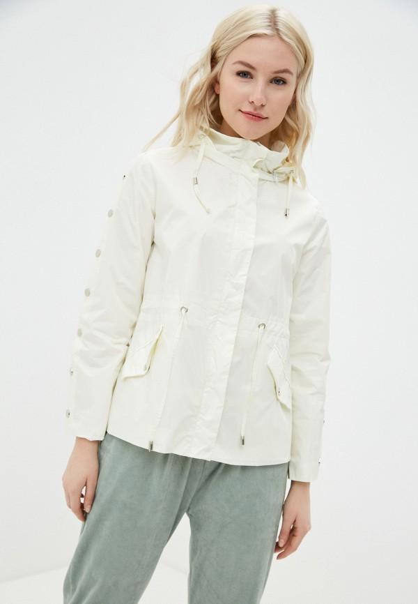 женская куртка tantra, белая
