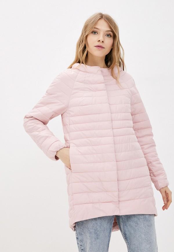 женская куртка tantra, розовая