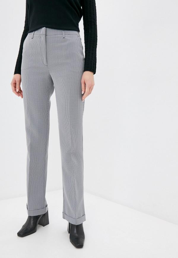 женские повседневные брюки stefanel, серые