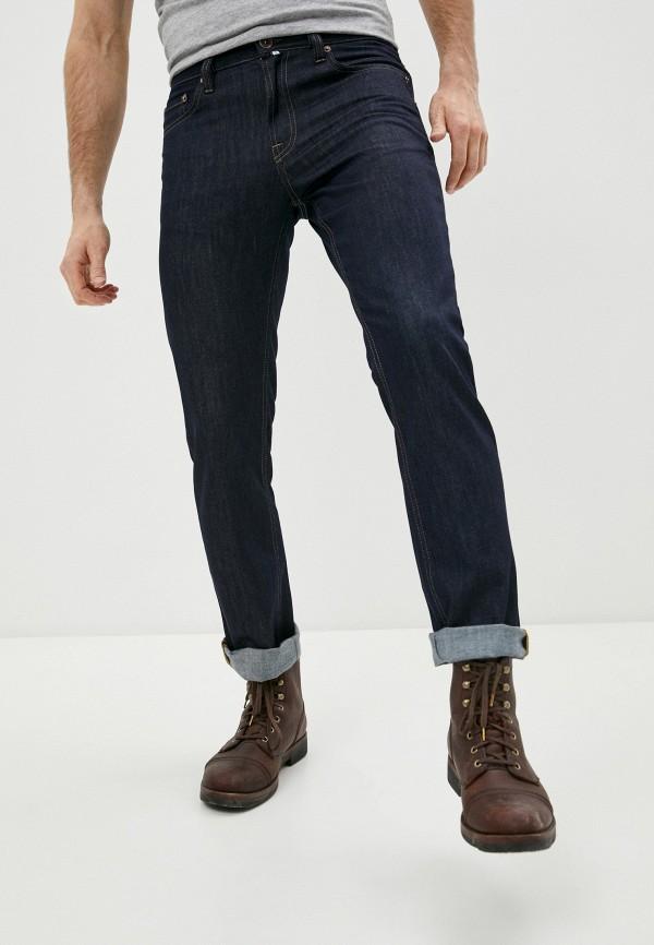 мужские прямые джинсы daniel hechter, синие