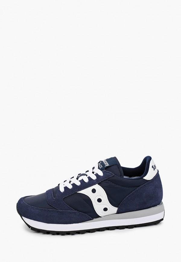 женские кроссовки saucony, синие