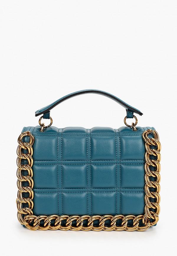 женская сумка topshop, синяя